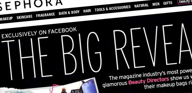 Sephora's The Big Reveal
